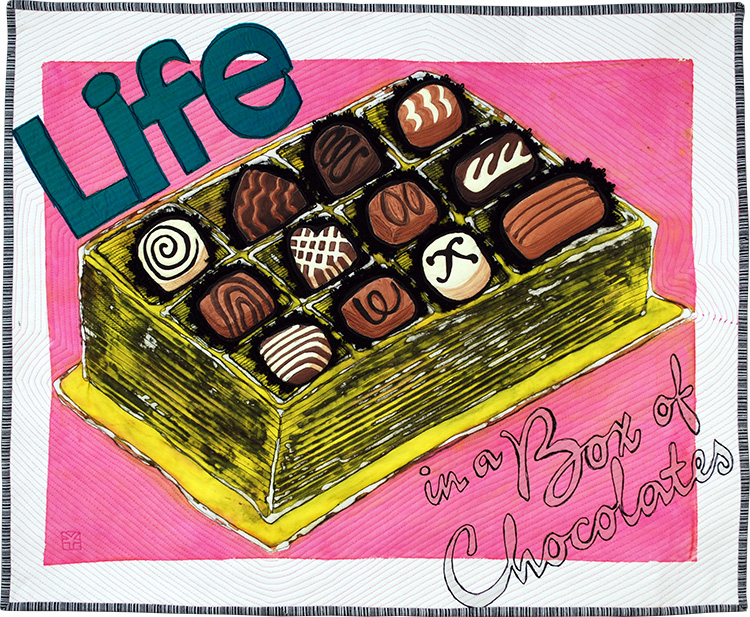 Life in a Box of Chocolate